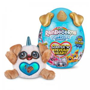 Rainbocorns Puppycorn Surprise! Scratch 'N' Reveal Heart