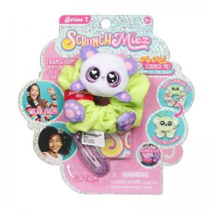 ScrunchMiez Series 1 Collectible Transforming Scrunchies
