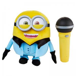 Minions: The Rise of Gru Duet Buddy Singing Bob and Babble Otto