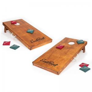 Heritage Wooden CornHole Set Tournament Size