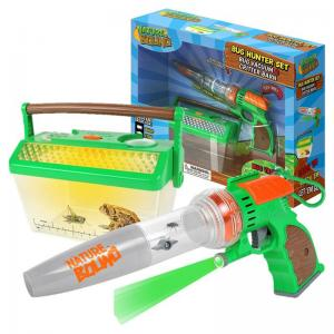 Nature Bound Bug Hunter Set Bug Vacuum & Critter Barn and Safari Hat