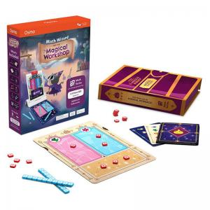 Math Wizard and the Secrets of the Dragons and Magical Workshop