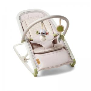 Boho Chic Luxe Developmental Gymini and Boho Chic 2-in-1 Rocker