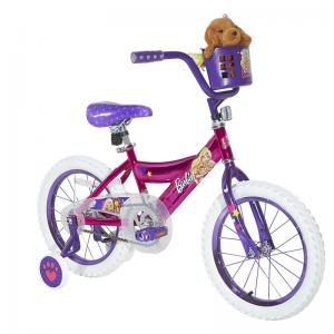 16-inch Barbie and Hot Wheels Bikes