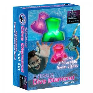 Dive Diamond Pool Set and Pool Party