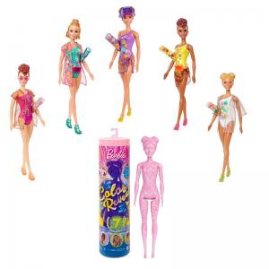 Barbie Color Reveal Sand & Sun Series Barbie, Chelsea, and Baby Dolls