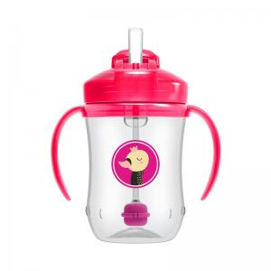 Milestones Insulated Cups, Baby's First Straw Cup, and Sippy Straw Bottle