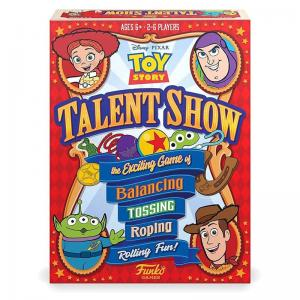 Disney Pixar Toy Story Talent Show and Disney Princess See the Story Game