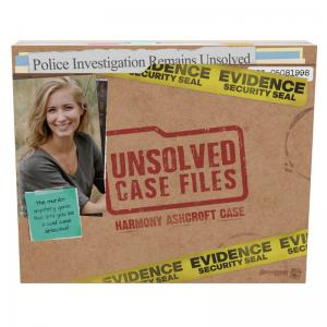 Unsolved Case Files: Harmony Ashcroft Game