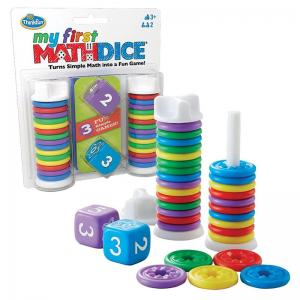 My First Math Dice Game