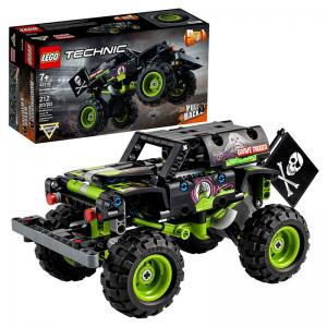 LEGO Technic Monster Jam Grave Digger and Max-D