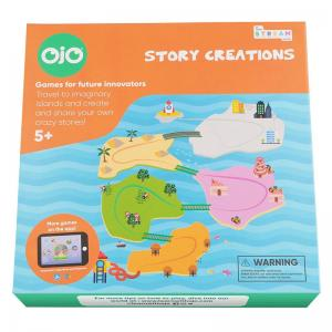 Shape Factory, Story Creations, Movie Director, and Atomic Force STEM Games