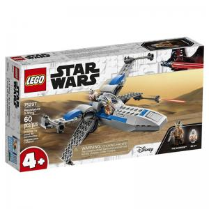 LEGO Star Wars Resistance X-Wing and AT-AT vs. Tauntaun Microfighters Sets