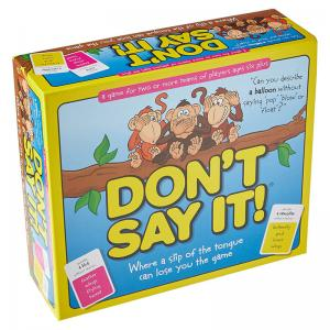 Don't Say It! Word Game