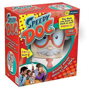 Speedy Doc Question Game
