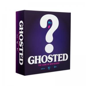 Ghosted The Game of Boo-Dunnit