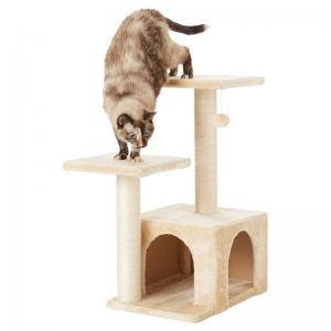 28 in., 38 in., and 48 in. Cat Tree and Condo
