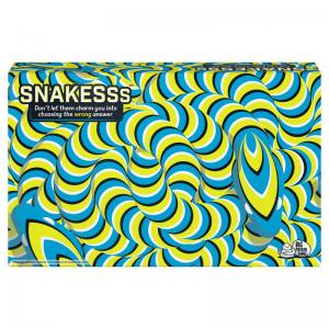 Snakesss The Sneaky Quiz Game