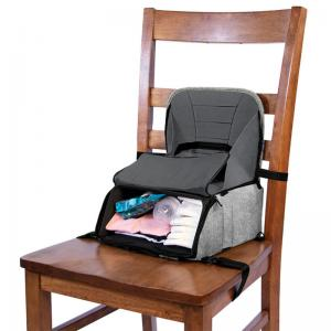 Contours Explore 2 Stage Portable Booster Seat and Diaper Bag
