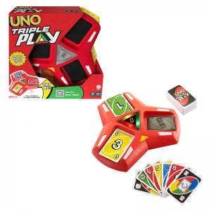 UNO Triple Play Game