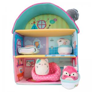 Squishville by Squishmallows Mystery Mini Plush and Fifi's Cottage