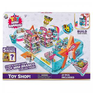 5 Surprise Toy Mini Brands! Collectibles and Toy Shop!