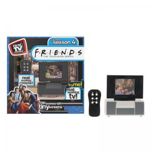 Tiny TV Classics Friends and Back to the Future