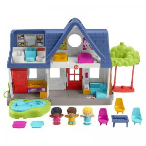 Little People Friends Together Play House