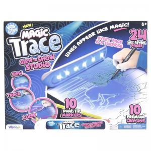 Magic Trace Glow to Show Studio Coloring Set