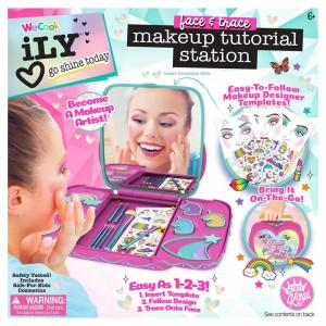 iLY Face & Trace Makeup Tutorial Station