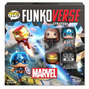 Funko Pop! Funkoverse Marvel Strategy Game and Expansion Pack
