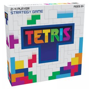 Tetris Strategy Game and Space Invaders Board Game