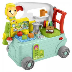 Laugh & Learn 3-in-1 On-the-Go Camper Playset