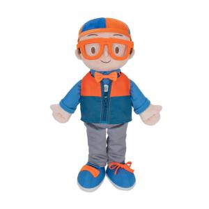 Blippi Get Ready and Play Plush