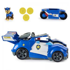 PAW Patrol: The Movie Chase Transforming City Cruiser