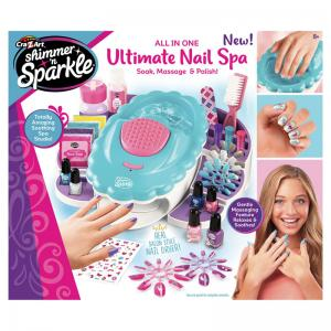 Shimmer 'n Sparkle The Real Ultimate Nail Spa