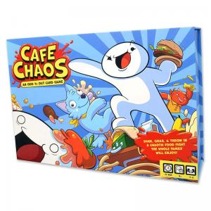 Cafe Chaos Card Game
