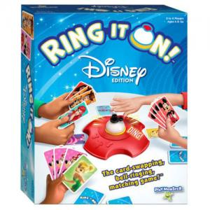 Ring It On! Disney Edition Game