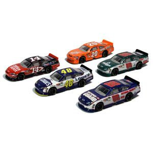 NASCAR Authentics 1:64 Diecast Cars