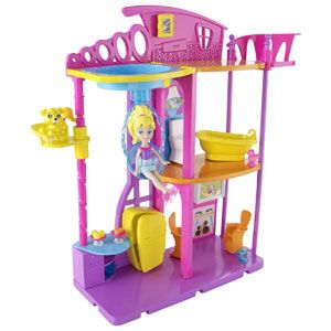 Polly Pocket Hangout House