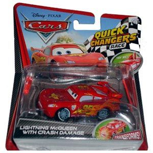 Cars Quick Changers Race Collection
