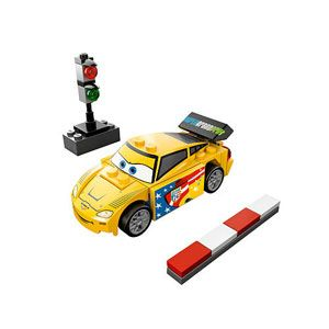 LEGO Cars Characters