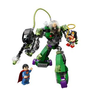 LEGO DC Universe Superheroes Superman vs. Power Armor Lex