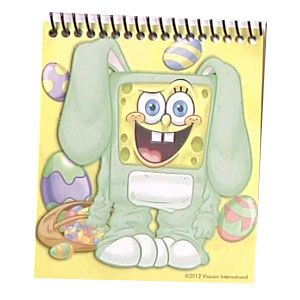 SpongeBob SquarePants Stamper Stationery Set