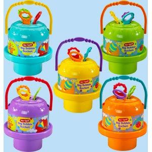 No-Spill Big Bubble Bucket