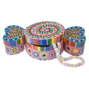 Dylan's Candy Bar Bling a Candy Jewelry Box