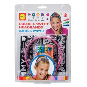 Dylan's Candy Bar Color 4 Sweet Headbands