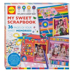 Dylan's Candy Bar My Sweet Scrapbook