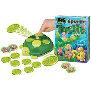 Big Little Games Spurtle Turtle