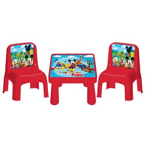 sc 1 st  TTPM.com & Mickey Mouse Clubhouse Cafe Table Set from Kids Only